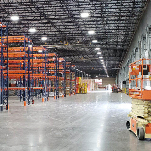 New Lawless Warehouse and Facility in Missouri City, Texas